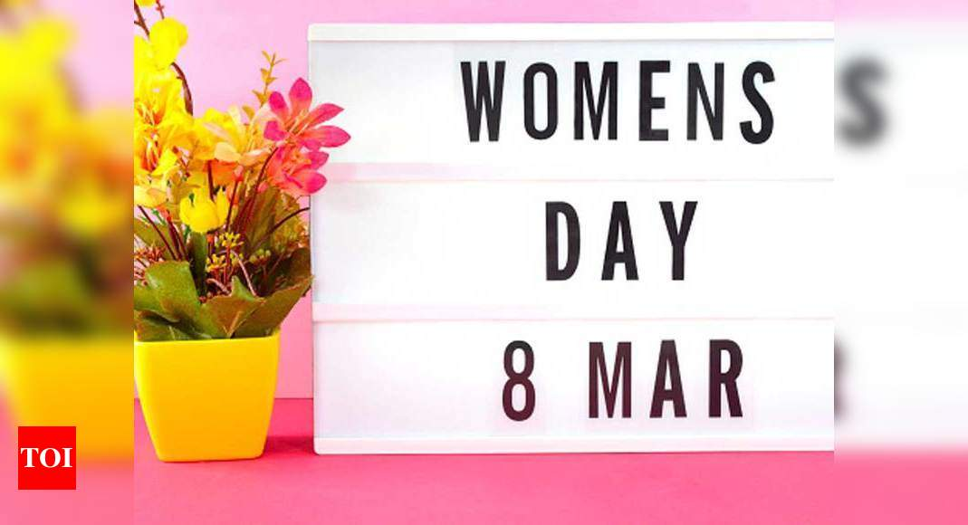 10-day event in UP schools to mark Women's Day – Times of India