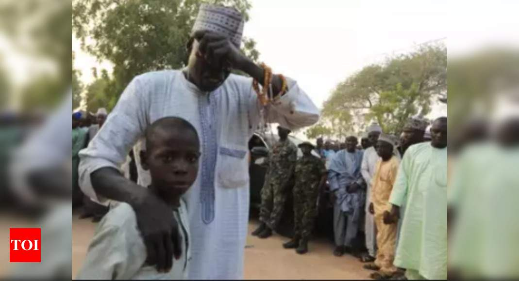 Hundreds of girls unaccounted for after new abductions in Nigeria – Times of India