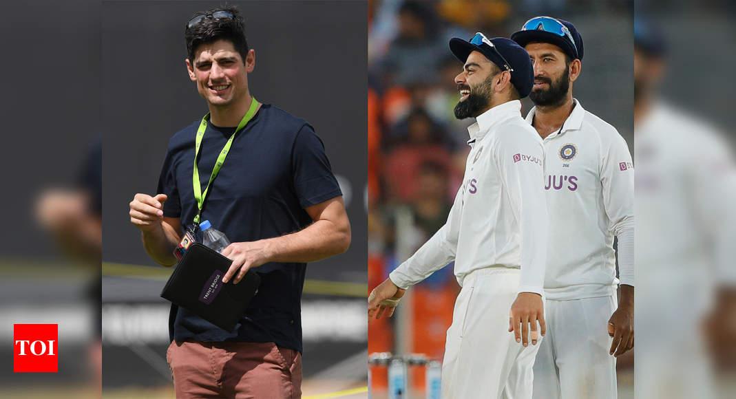 Alastair Cook slams Virat Kohli's assessment of Motera pitch