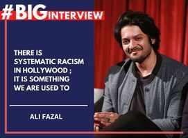 #BigInterview! Ali on his journey in H'wood