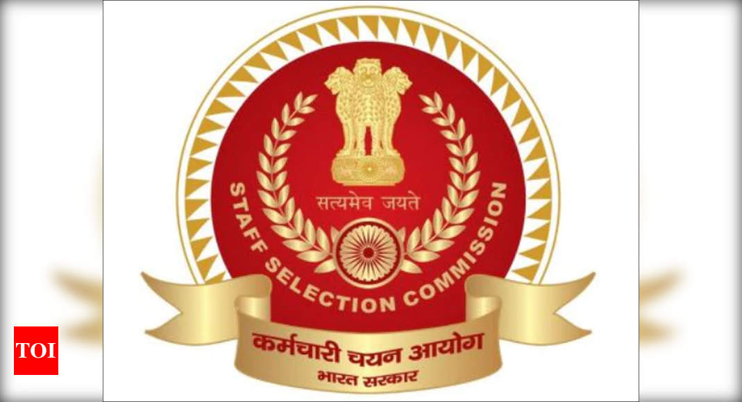 SSC releases SI in Delhi Police and CAPFs Paper-I outcomes 2020, verify cut-off marks right here – Times of India