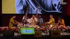 Rahul Deshpande performed nirguni bhajan ' sunata hai guru gyani'