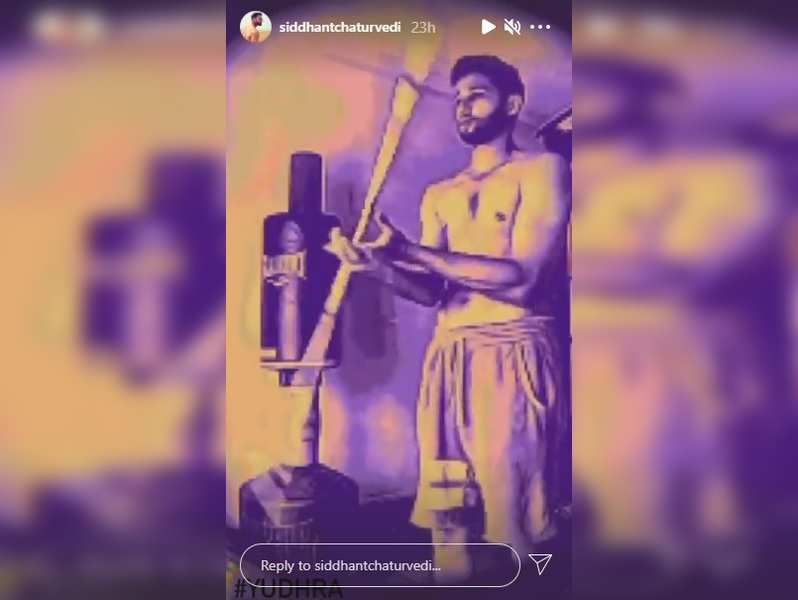 Siddhant Chaturvedi is learning 'Bo spins' for his next 'Yudhra'; he plays an assassin in the film