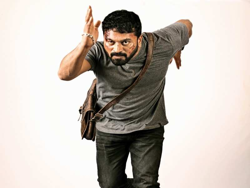 Rishab Shetty opens up about shooting Hero in the most challenging situation yet