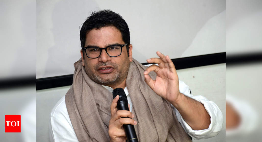 'Hold onto my last tweet': Prashant Kishor reiterates prediction on BJP's seats in Bengal | India News – Times of India
