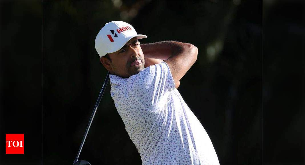 Lahiri makes the cut after carding 71 in Puerto Rico