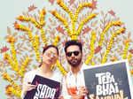 Romantic pictures of Rahul Vaidya and ladylove Disha Parmar go viral