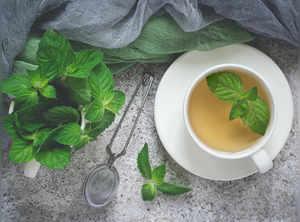 10 health benefits of mint leaves
