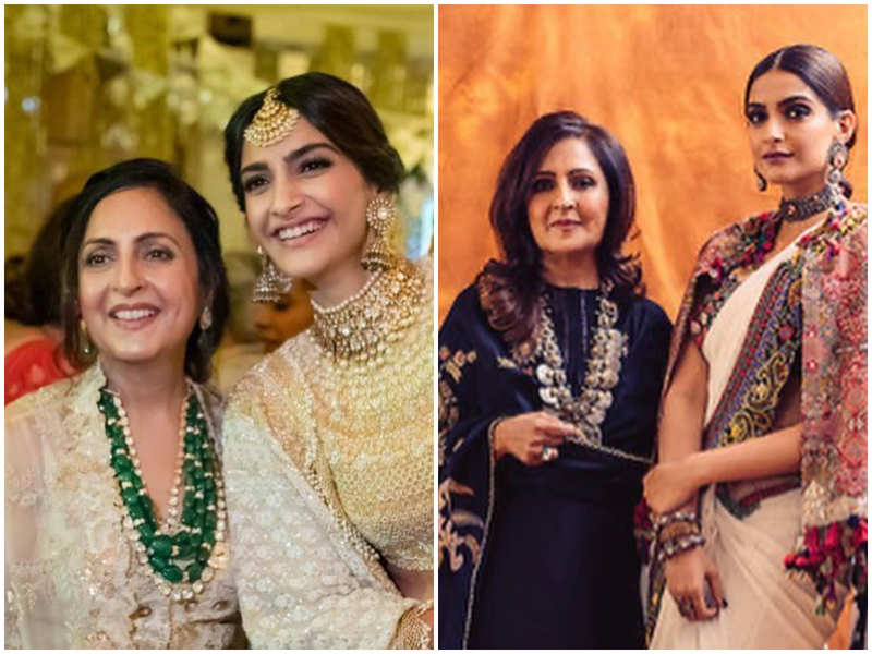 Sonam Kapoor feels blessed to be the 'luckiest daughter-in-law in the world' as she pens a heartwarming note for Priya Ahuja's birthday