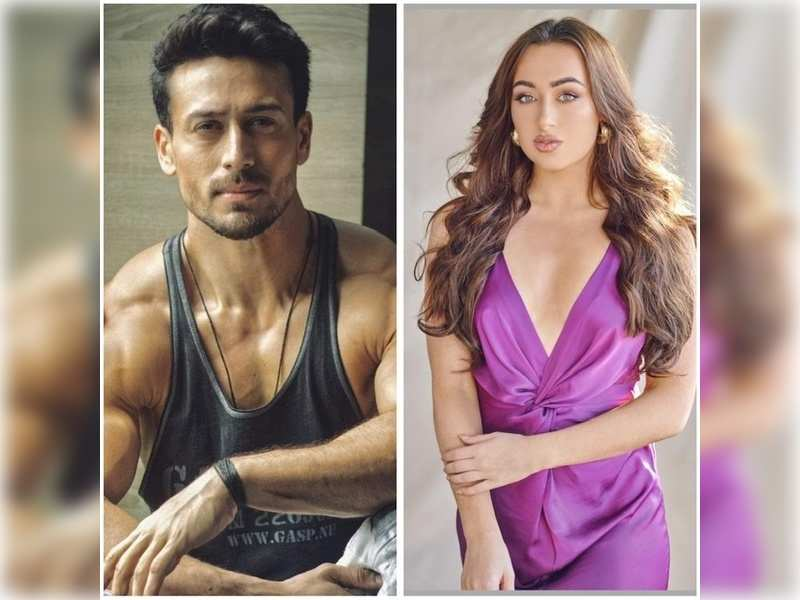 Tiger shroff is a great dancer, says British actor-dancer Grace Rhodes