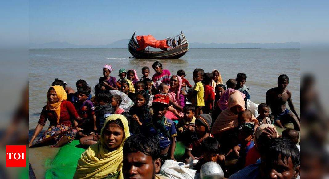 Bangladesh under 'no obligation' to accept stranded Rohingya refugees: Minister