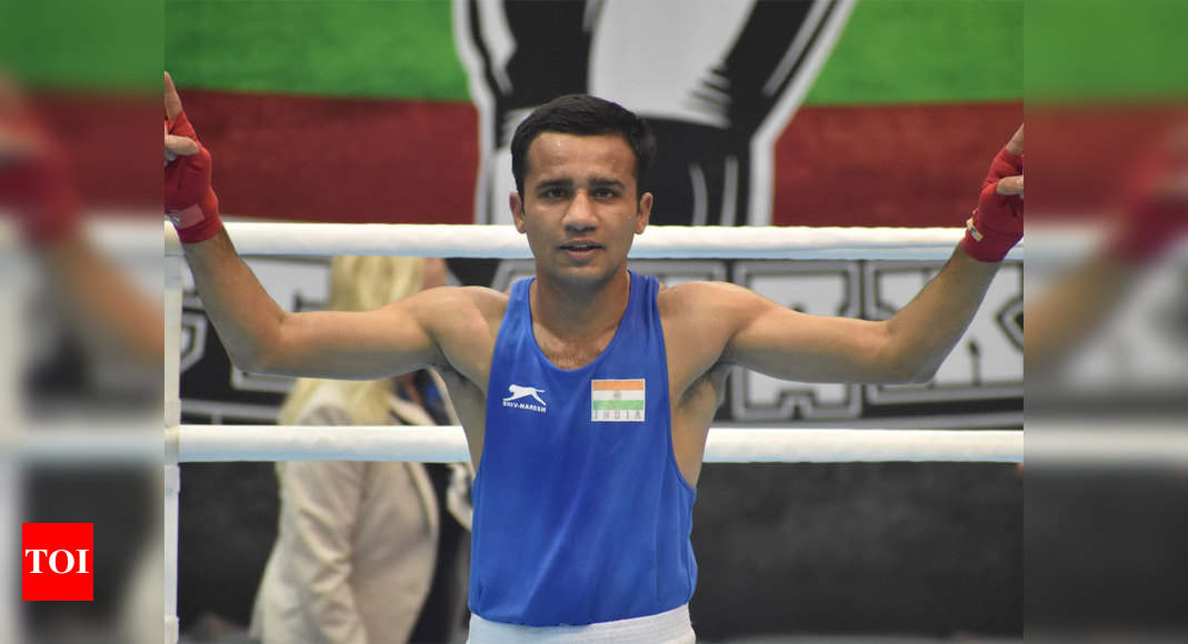 Army chief compliments boxer Deepak for entering Strandja Memorial final