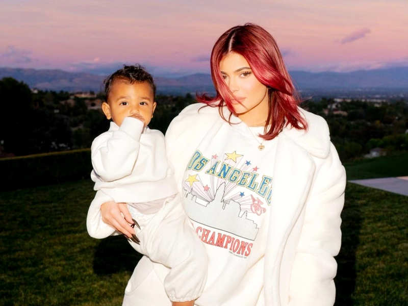 Reality star Kylie Jenner reminisces about her food cravings while being pregnant with daughter Stormi (Photo - Instagram)