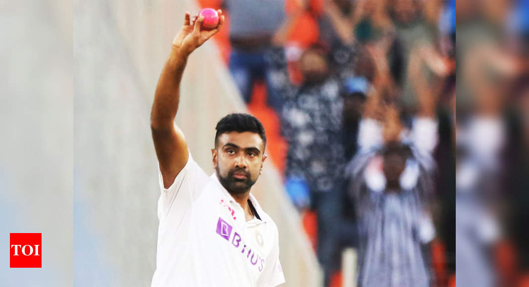 I have stopped thinking about landmarks long back: Ashwin on Anil Kumble's 619 wicket-mark | Cricket News – Times of India