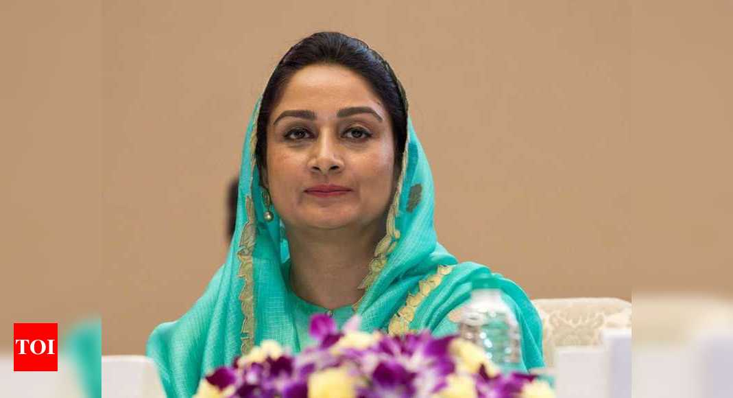 Centre, Congress government in Punjab should slash fuel prices: Harsimrat Kaur