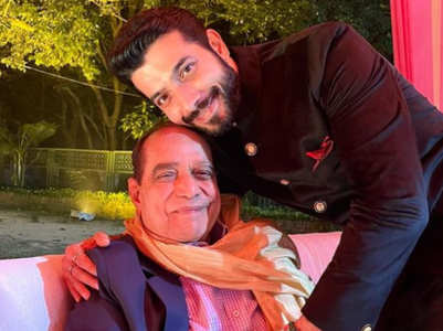 Sharad's adorable wish for father on his 75th
