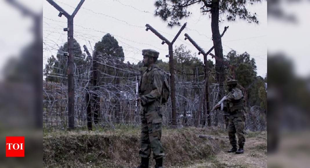 'Indo-Pak ceasefire will have no bearing on counter-terrorism ops in J&K' | India News – Times of India