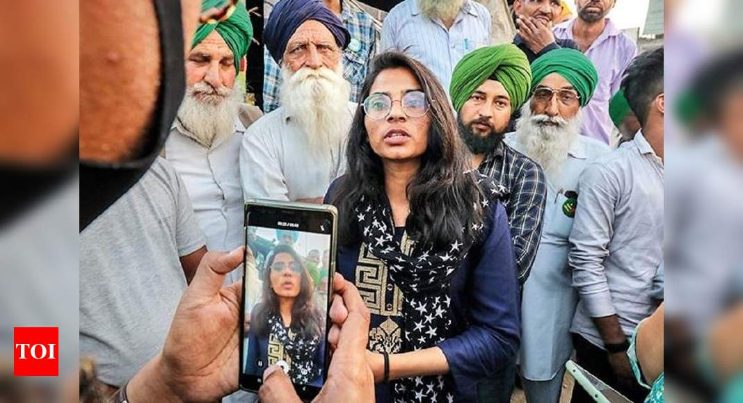 Govt doesn't like youth asking questions: Nodeep Kaur