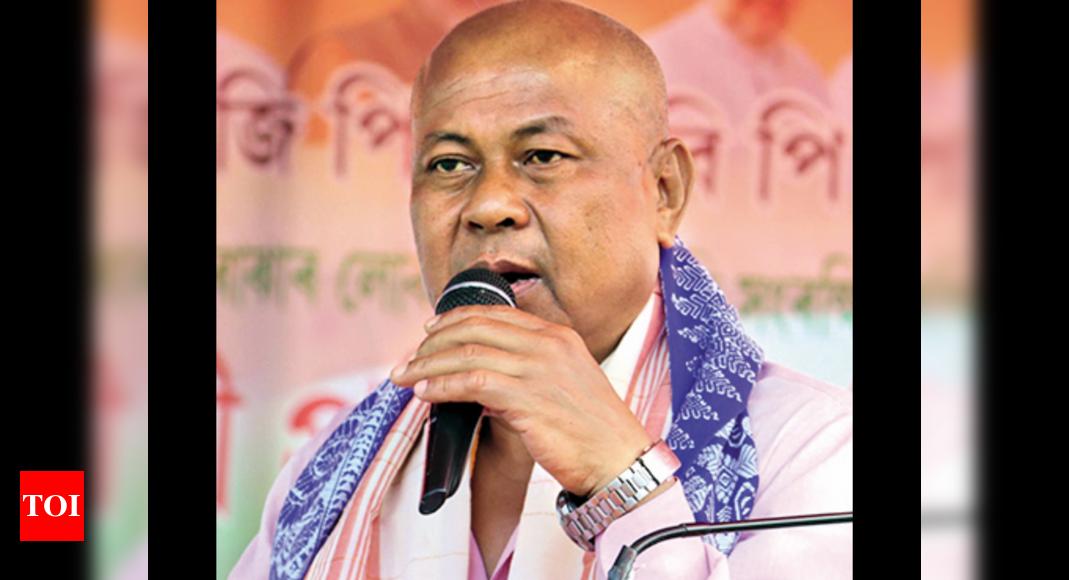 Key Assam ally dumps BJP, joins Congress bloc