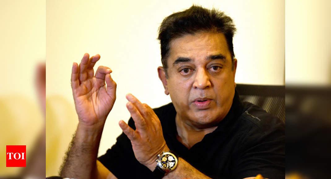 Sarathkumar meets Kamal Haasan amid talks of formation of third front