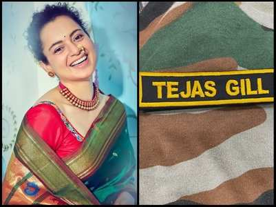 Tejas: Kangana on playing a Sikh soldier