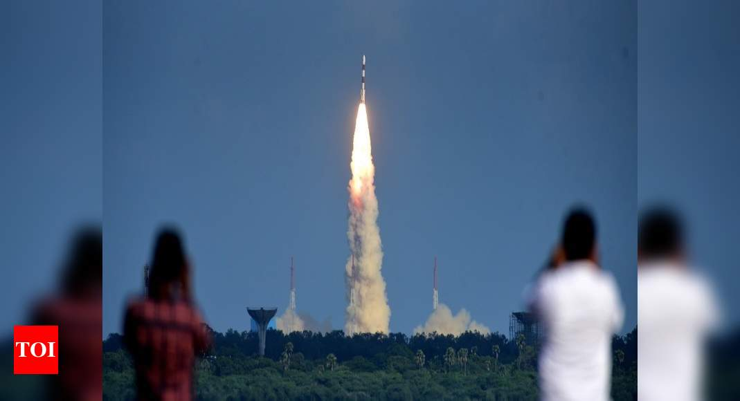 PSLV-C51/Amazonia-1 mission successful, Isro places 19 satellites in orbits - Times of India