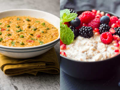 Vegetable oats versus milky oats: What's better?