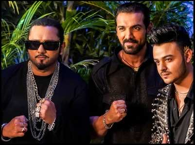 'Mumbai Saga' song 'Shor Machega' is out