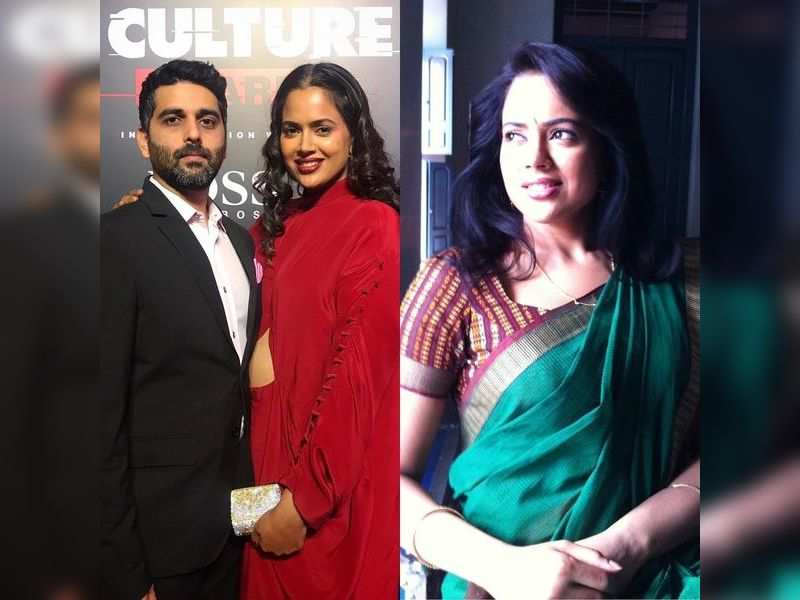 Sameera Reddy reveals how she had a meltdown when people asked her why she wasn't married yet