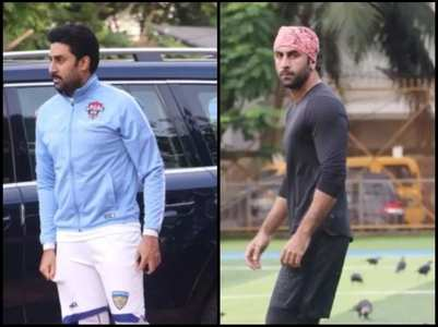 Exclusive! No football for B-town celebs