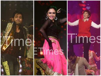 Filmfare Marathi Awards: Star performances