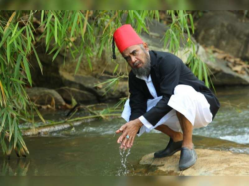 Thalaivasal Vijay plays Variyankunnathu Kunjahammed Haji in a Malayalam movie