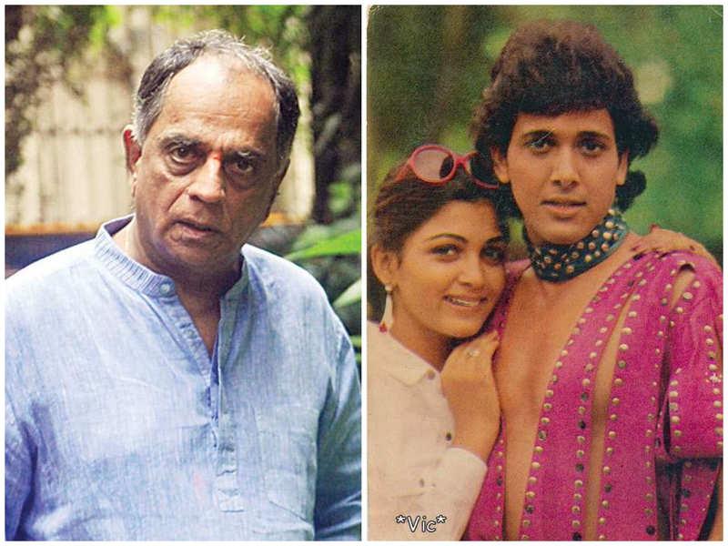 Exclusive! Pahlaj Nihlani on 35 years of Govinda-Neelam's 'Ilzaam': Film was earlier titled 'Rampuri' and featured Mithun Chakraborty