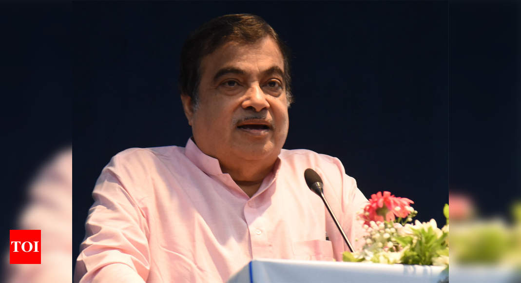 Don't just complete formalities, take road safety campaign as a mission, Gadkari to government departments | India News – Times of India