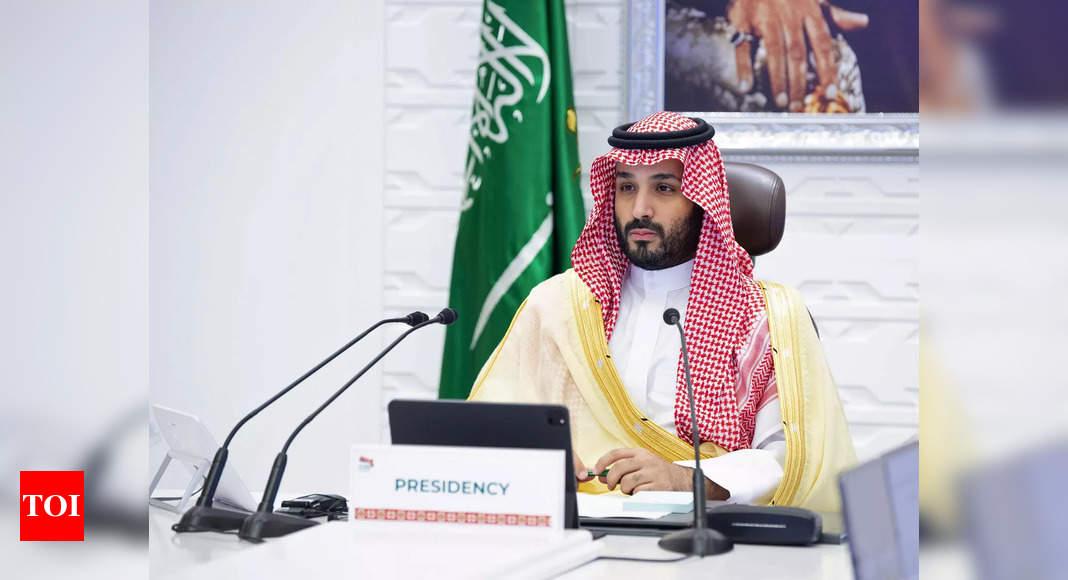 Don't bully Riyadh, Saudi columnists tell Biden administration – Times of India