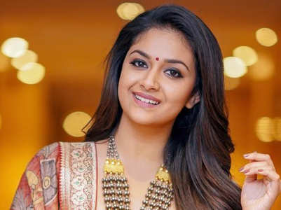 Best ethnic looks of Keerthy Suresh