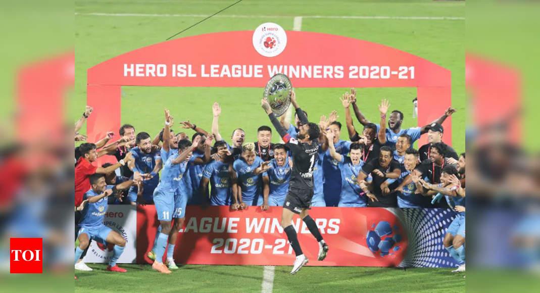 ISL: Mumbai City beat Mohun Bagan 2-0, book AFC Champions League spot | Football News – Times of India
