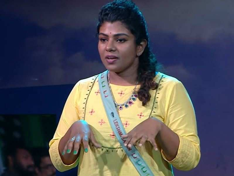 Bigg Boss Malayalam 3: Lekshmi Jayan gets evicted from the show