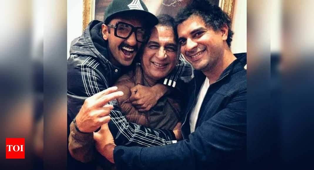 Exclusive: Tahir Raj Bhasin opens up on recreating the Sunil Gavaskar-Kapil Dev dynamic with Ranveer Sing - Times of India