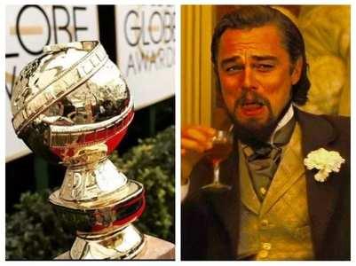Golden Globes 2021 kickstart a meme fest