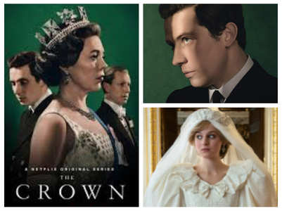 The Crown sweeps Golden Globes for television
