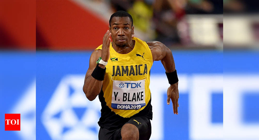 I would rather miss the Olympics than take the Covid vaccine: Yohan Blake - Times of India