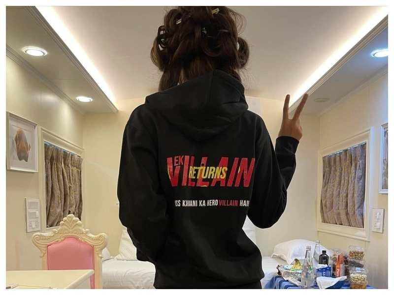 'Ek Villain Returns': Disha Patani shares a picture from her vanity van as she kick-starts shooting of Mohit Suri's next