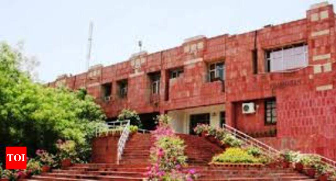 JNU allows final-year M.Phil students on campus from March 8 – Times of India