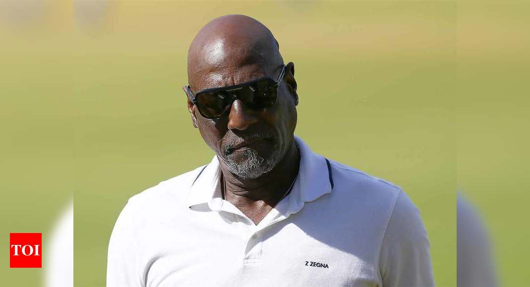 You're going to land of spin, should expect that: Vivian Richards bats for same pitch for 4th Test | Cricket News – Times of India
