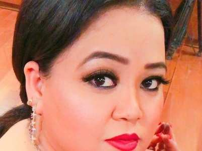 Bharti Singh is all about sparkles and style