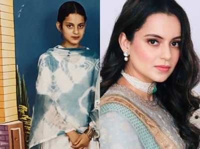 Kangana reminisces childhood memories