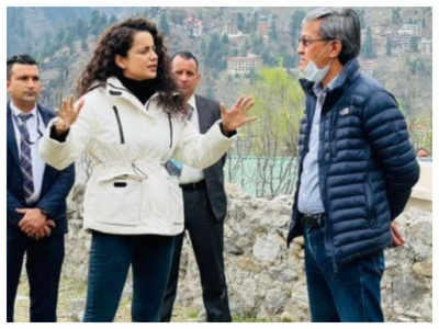 Kangana Ranaut announces cafe-restaurant in Manali, netizens are excited!