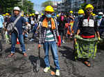 Military coup: At least 18 protesters killed in Myanmar