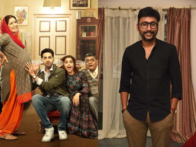 Confirmed: RJ Balaji to star in and direct Badhaai Ho remake